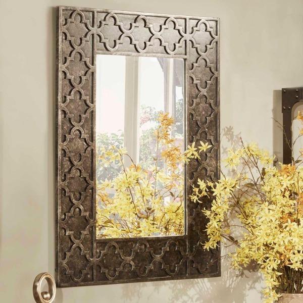 stunning rectangular wall mirrors decorative ideas