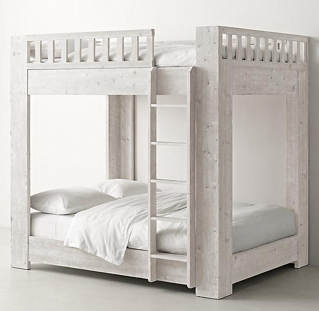 Callum White Bunk Bed