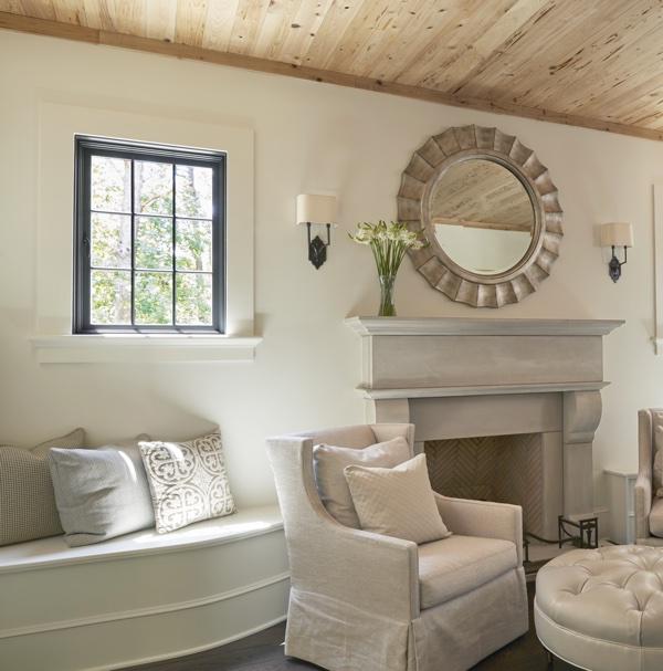 limestone fireplace design ideas