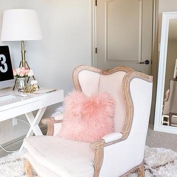 Brilliant French Wingback Desk Chair Design Ideas Machost Co Dining Chair Design Ideas Machostcouk