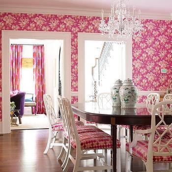 Lattice Back Dining Chairs Design Ideas