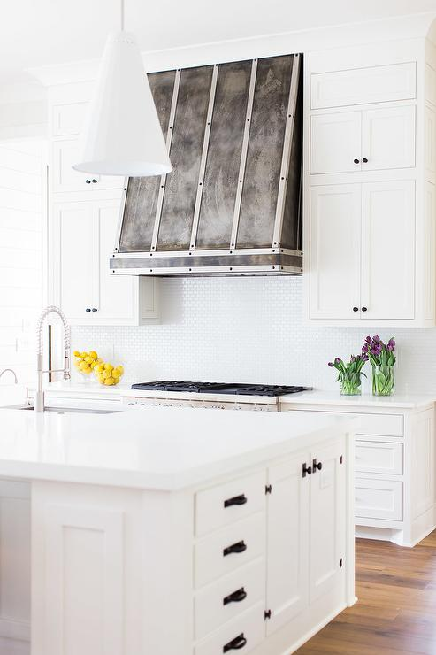 Ideas For Small Kitchens Pot Racks Hanging Bay Window Roman Blinds