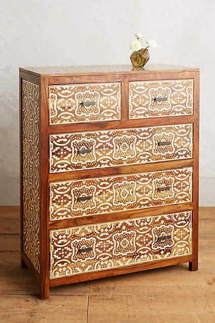 for bone dresser inlay amber interiors images