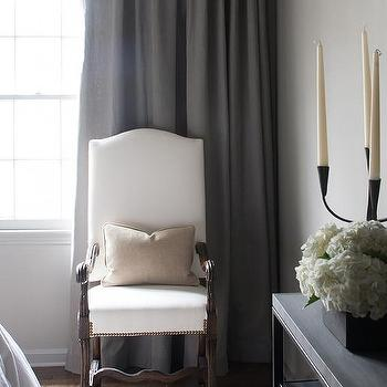 Where To Buy Extra Long Curtain Rods White Curtains with Turquoise