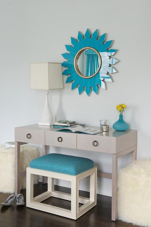Gray And Turquoise Bathroom Design Design Ideas