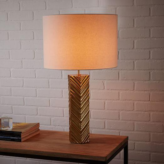 Mix And Match Lamp Shade Chevron Lamp Shade Target