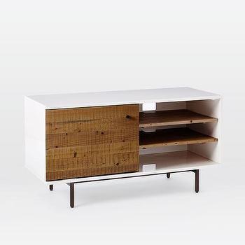. Storage Furniture   Modern Media Console