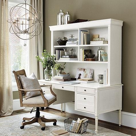 Catalina Storage Desk Amp Small Hutch Pottery Barn Kids