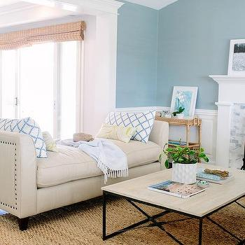Beige And Blue Living Room Decor Design blue living room walls design ideas