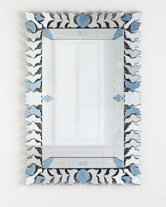Deco Venetian Mirror