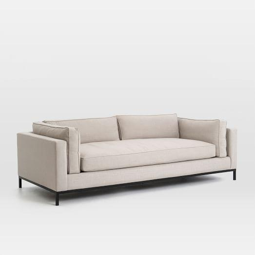 Modern Beige Sofa Beige Leather Sectional Sofa Tos Fy633 2 - TheSofa