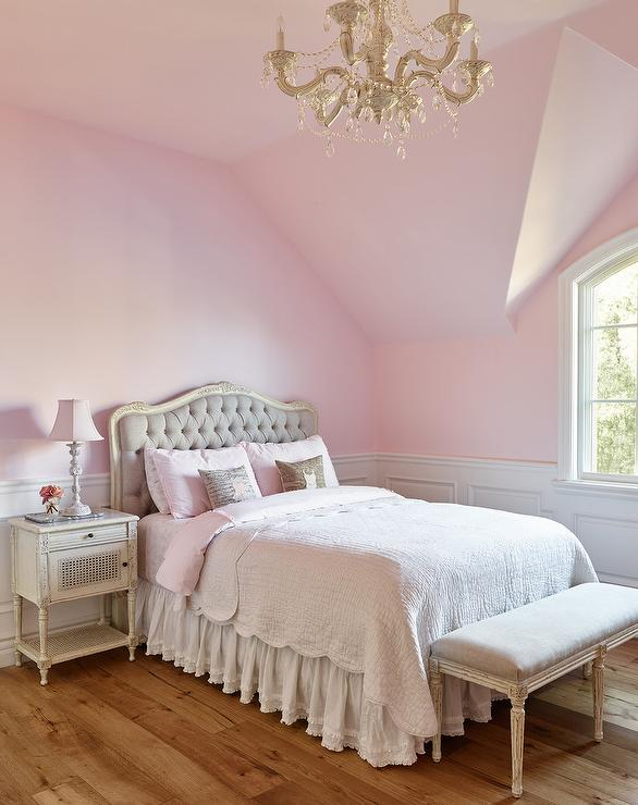 pink paint colors for room transitional s