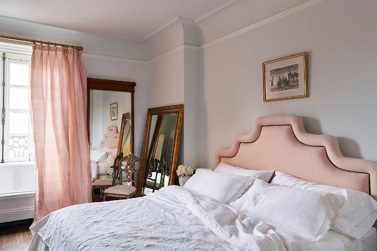 Superb Pink And Gray Bedroom Ideas Part - 11: View Full Size