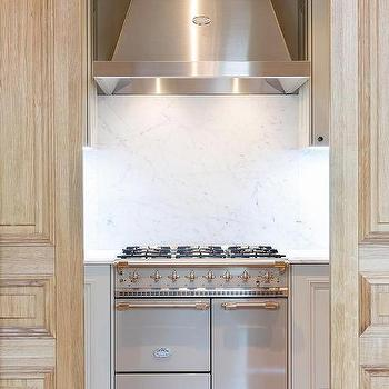 Lacanche Saulieu Range Cooker And Hood