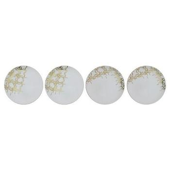 Pierced Plates Set By Two S Company Organize Com