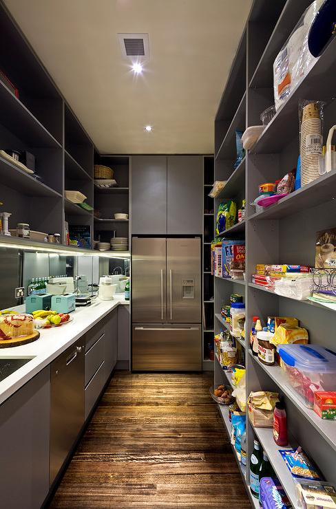view full size - Walk In Pantry Design Ideas