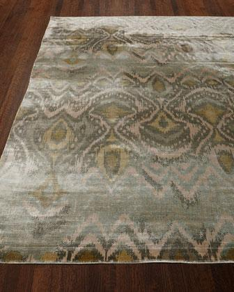 Exquisite Rugs Revias Green Mist Rug