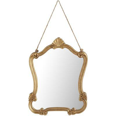 Metal Frame Washroom Mirror
