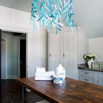 tall corner laundry room cabinet design ideas