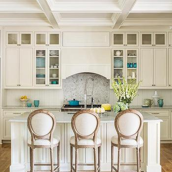 Vertical Shiplap Kitchen Backsplash Design Ideas
