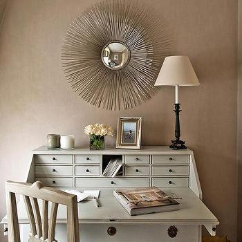 Silver Sunburst Mirror Design Ideas