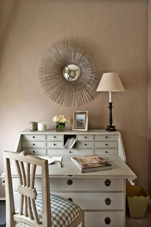 Silver Sunburst Mirror Design Ideas