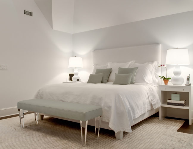White Bedroom Bench bedroom bench design ideas