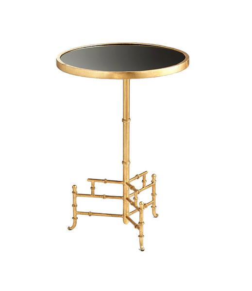 Gold And Black Romy Side Table