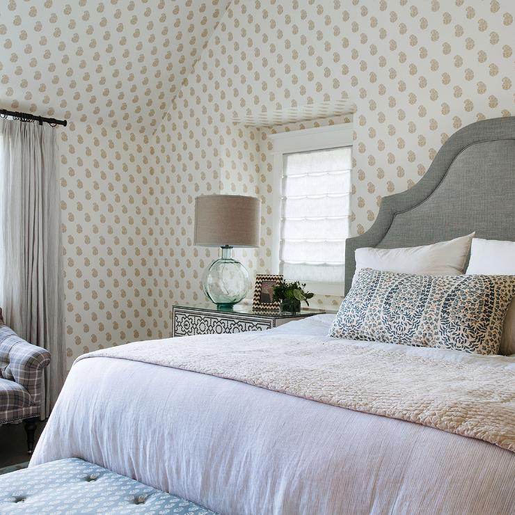 Cottage Bedroom Curtains Paisley Wallpaper Bedroom Modern Master Bedroom Paint Colors Upholstered Bedroom Chairs