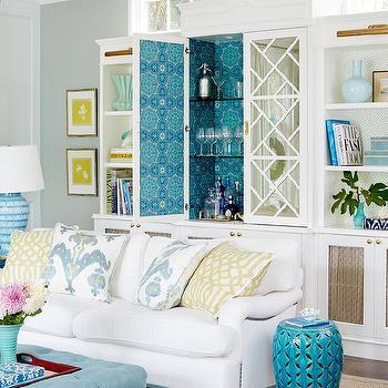 Living Room Bar Design Ideas