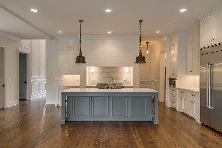 farmhouse kitchen island eclectic kitchen summer thornton design