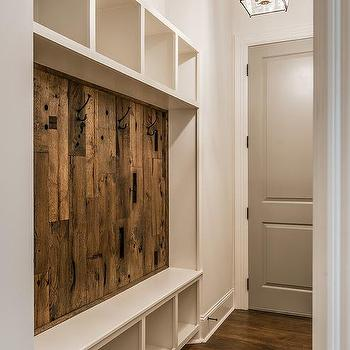 Rustic Mudroom Built Ins Design Ideas