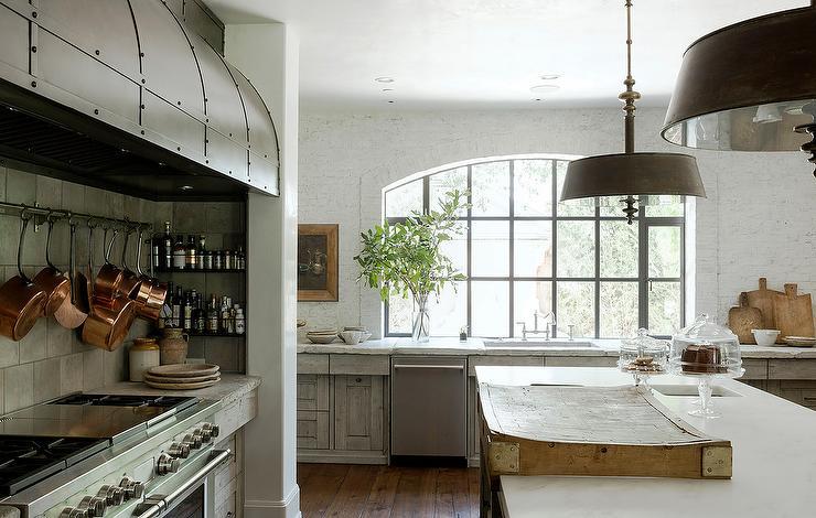 Kitchen Pot And Pan Hanger