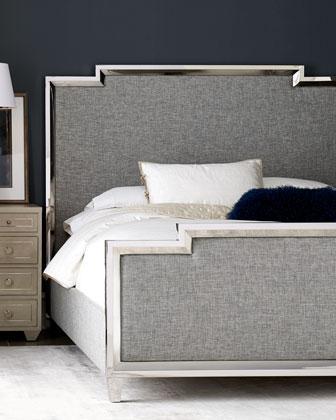 Bernhardt Broadway Gray Bedroom Furniture