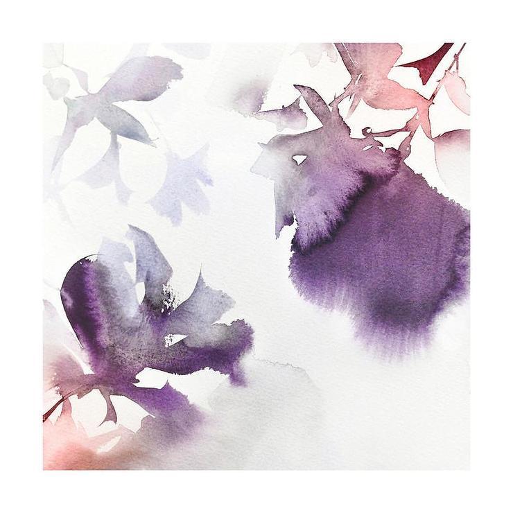 Spring In Purple Art