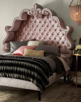 Delano Upholstered Bed Beds Restoration Hardware