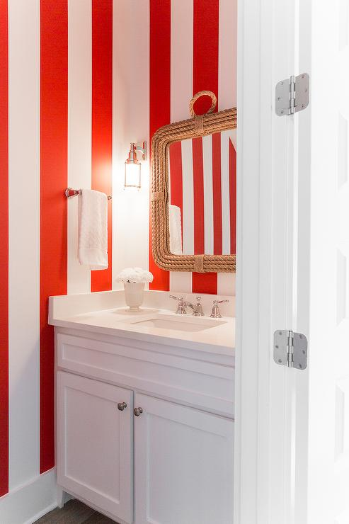 Vertical Striped Walls Design Ideas