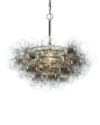 Prospetto 5605 4 Light Bubbles Hanging Large Pendant