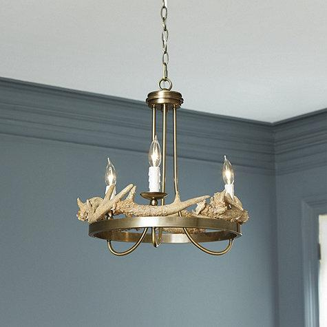 Dick Idol Twelve Light Antler Chandelier Lampsplus Com