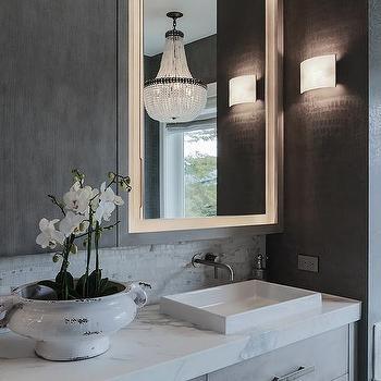 Shallow Farmhouse Sink : Bathrooms - Shallow Farmhouse Sink - Design, decor, photos, pictures ...