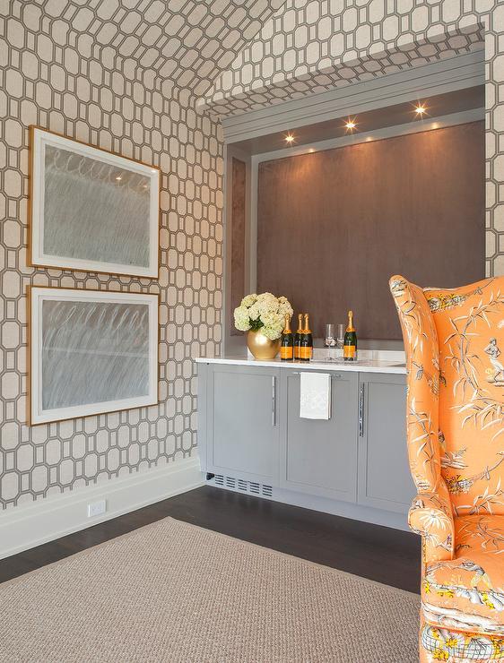 Living Room Alcove Design Ideas