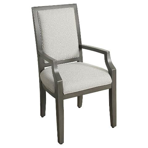 silver dining arm chair - Dining Room Chairs With Arms