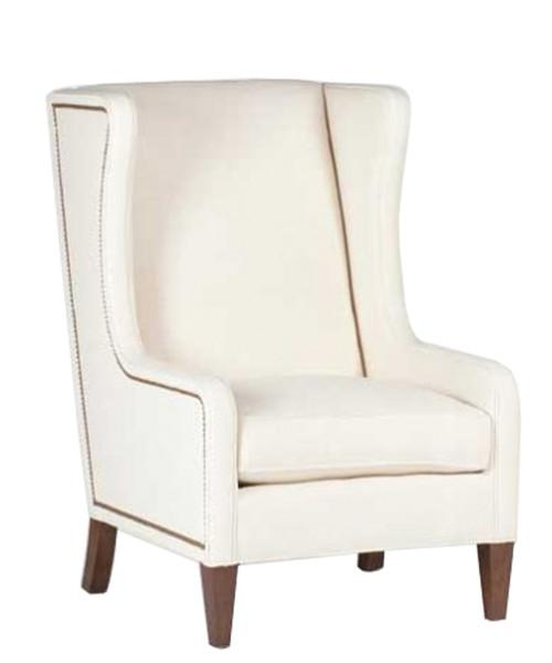 Cream Reagan Wing Chair