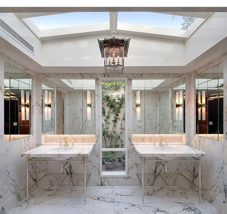 Masterbathrooms: Master Bathroom Skylights Design Ideas
