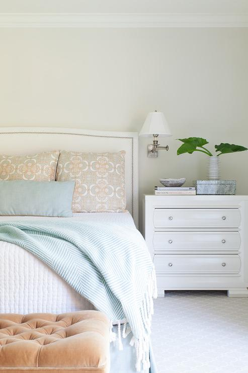 tan headboard design ideas