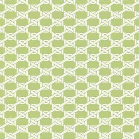 Green And White Kravet Wallpapers
