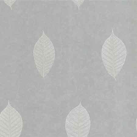 grey kravet wallpaper