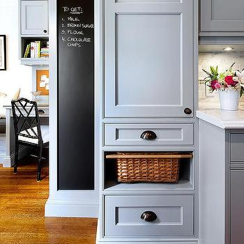Tall Kitchen Chalkboard Design Ideas