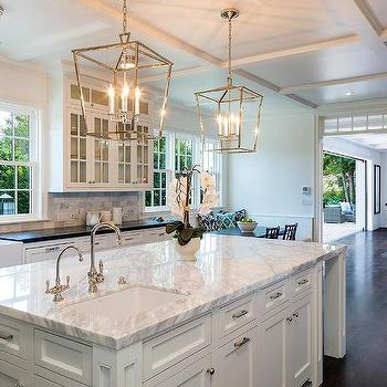 lights for over kitchen island white marble top island with backless black rattan stools 25031