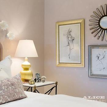 Gold Table Lamp Design Ideas